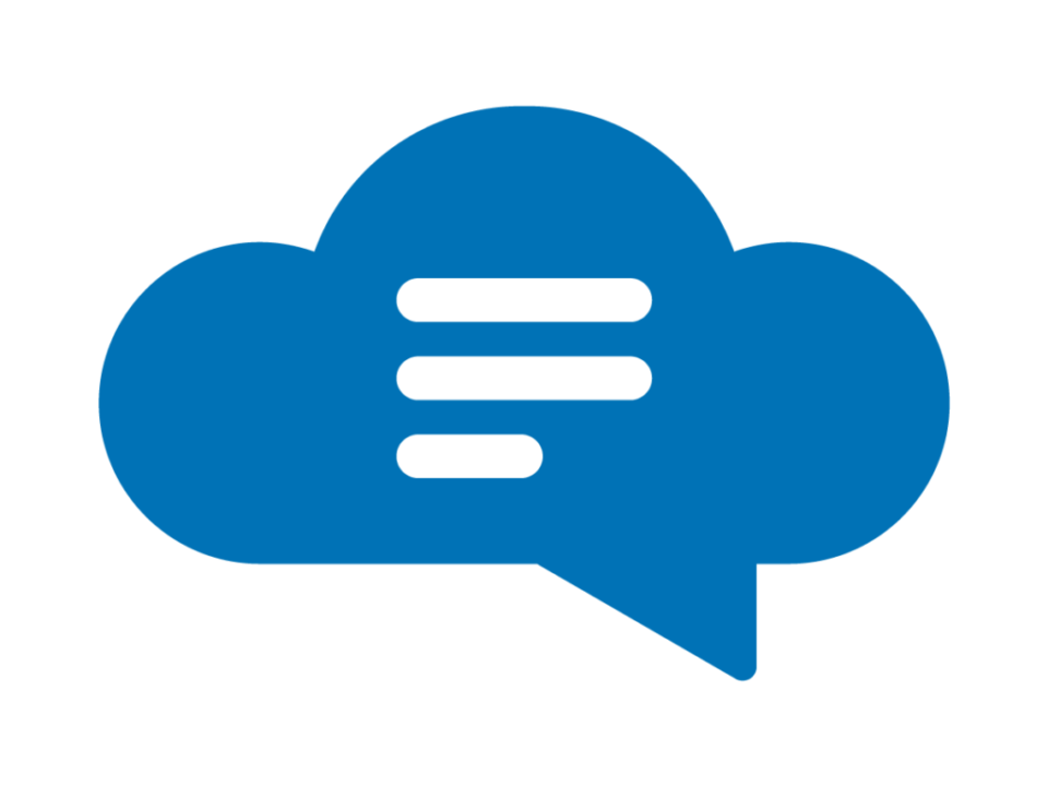 MessageCloud icon